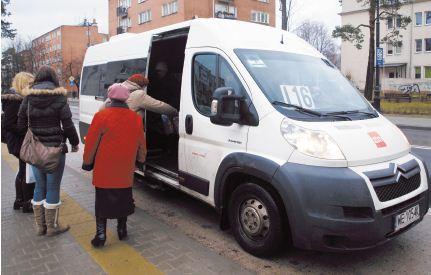 Uruchomienie komunikacji busikowej wewnątrz gminy mieszkańcy uważają za jeden z największych sukcesów obecnego samorządu