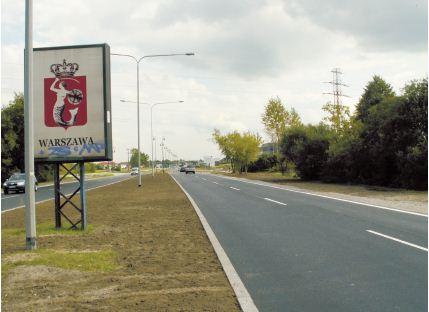 Poszerzenie wjazdu do Konstancina-Jeziorny na drodze 724 zyskało wiele pozytywnych ocen mieszkańców
