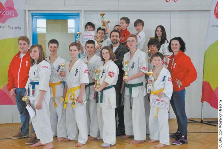 Klubu Karate Kyokushin Ippon