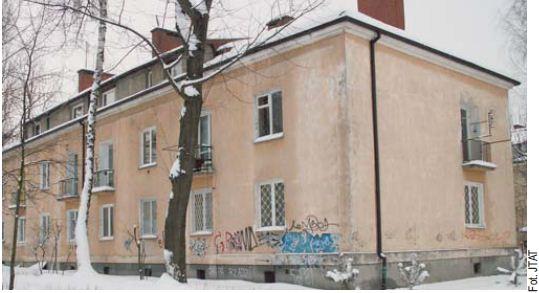 Mieszkania komunalne