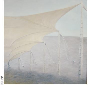 Wystawa prac Anny Buczkowskiej