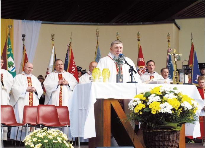 hołd Janowi Pawłowi II