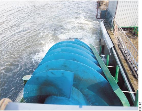 Elektrownia wodna na Jeziorce