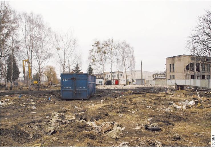 Grunty w Mirkowie