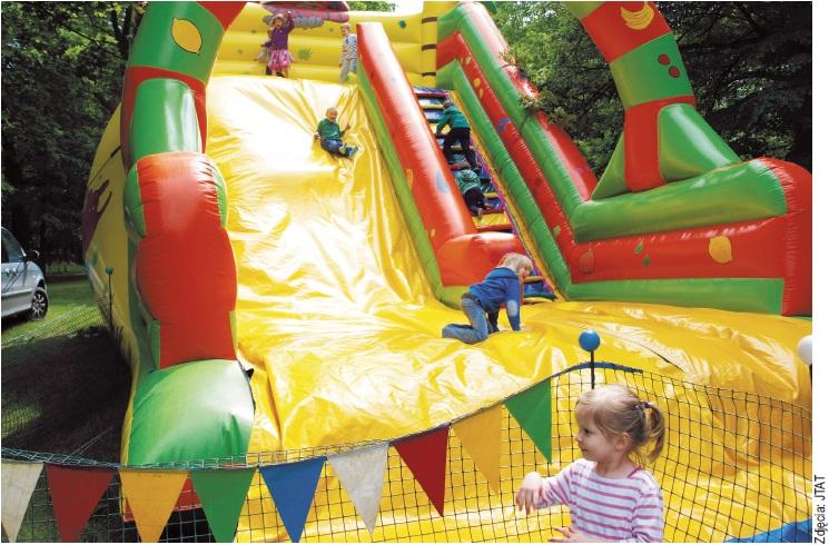Dzień Dziecka w Parku Zdrojowym