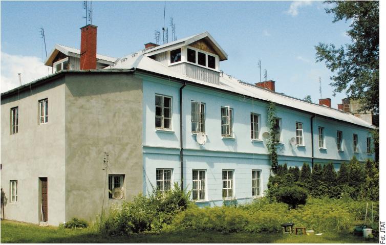 Lokale komunalne w Konstancinie