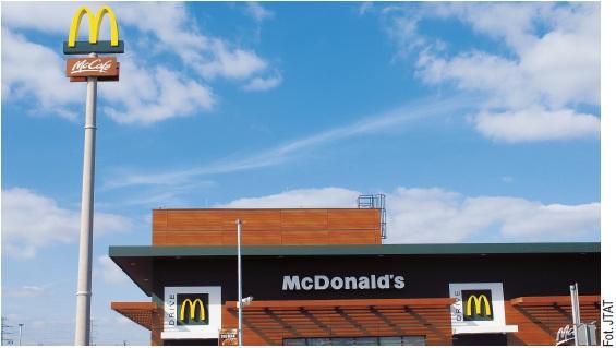 McDonald's w Konstancinie