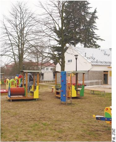 Przedszkole w Oborach
