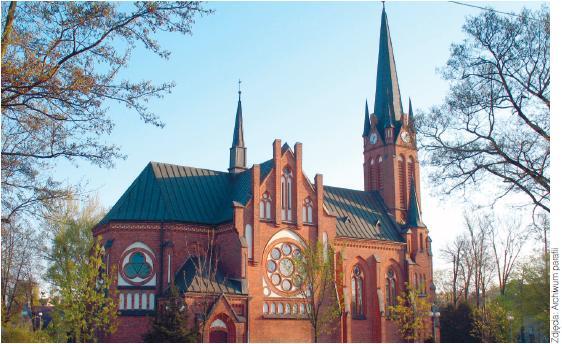 Kościół Św. Józefa Oblubieńca Najświętszej Maryi Panny